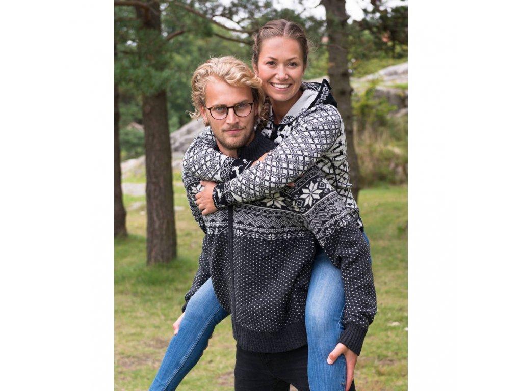 norský svetr