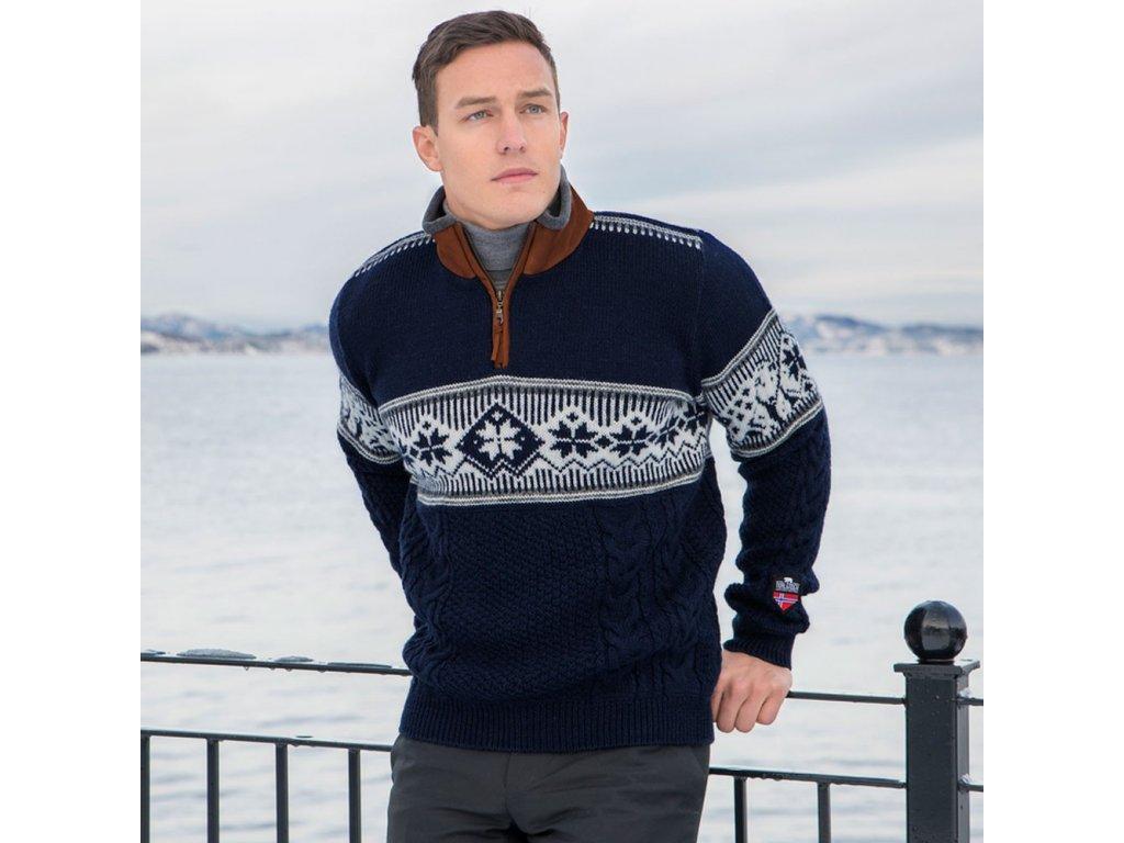 norsky svetr