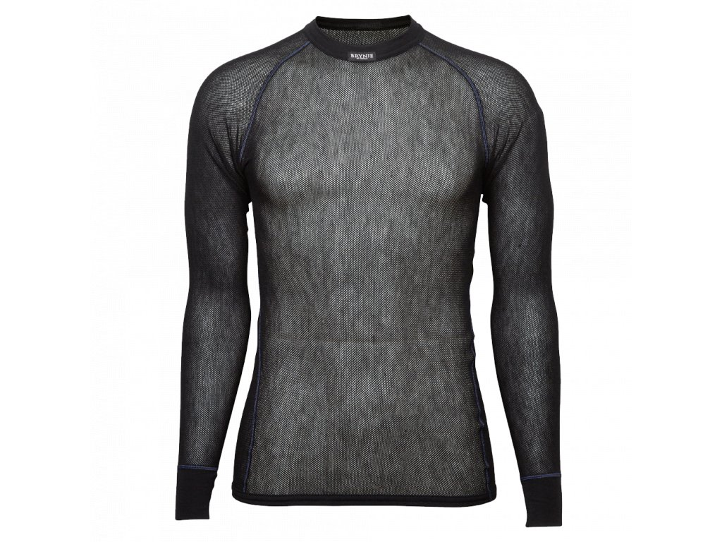 funkcni triko wool thermo light shirt