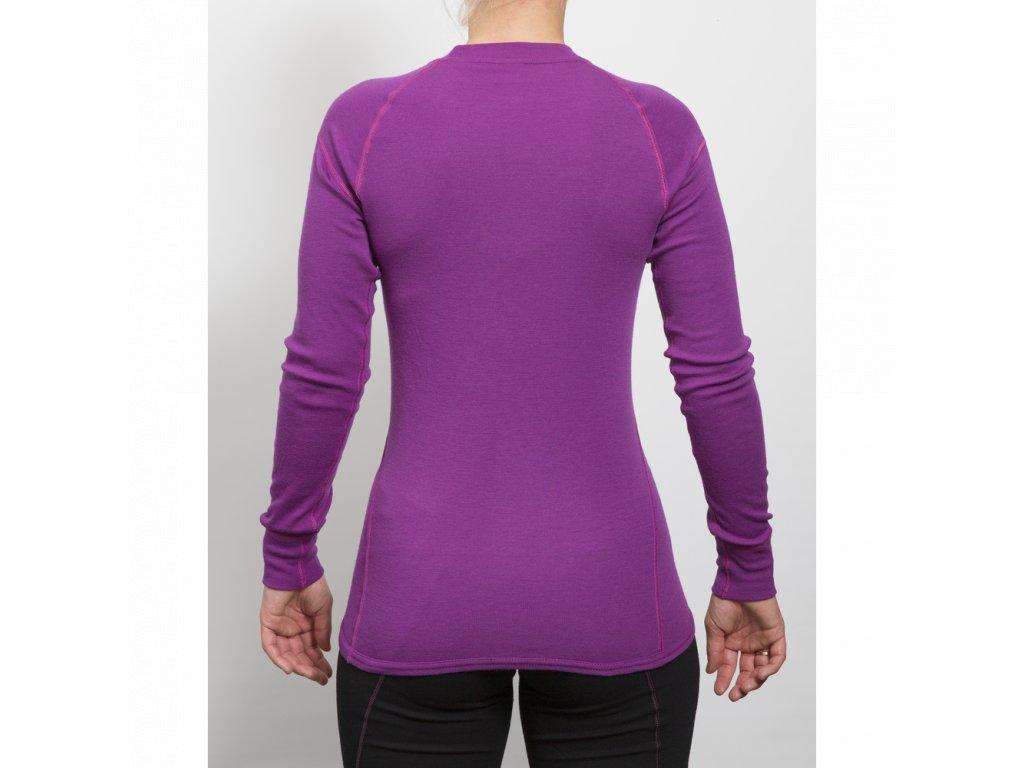 9738b5c49e0 dámské tričko funkční · dámské tričko merino vlna · teplé dámské tričko