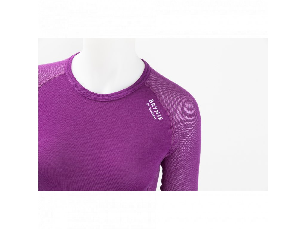 9a8d72d10f2 dámské funkční triko · funkční triko dámské dlouhý rukáv ...