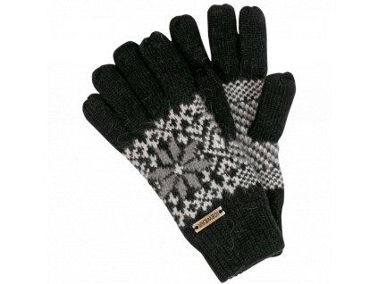 pletene prstove rukavice norwear angora cerne.jpg