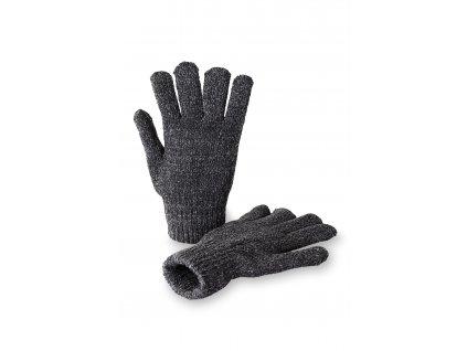 rukavice tmavě šedé (3)