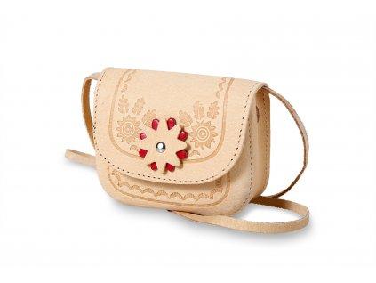 kabelka koženka pro děti