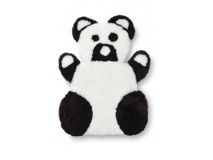 předložka z kůží tvar panda