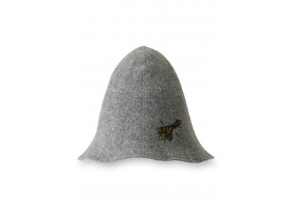 Saunová čepice, motiv klasy