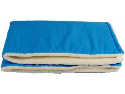 zimni deka merino tyrkysova 11558