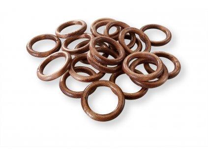 dřevěné kroužky olše (2)