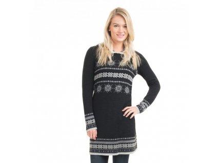 dlouhý norský svetr