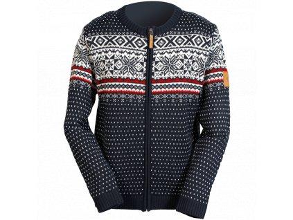 pánský svetr na zip
