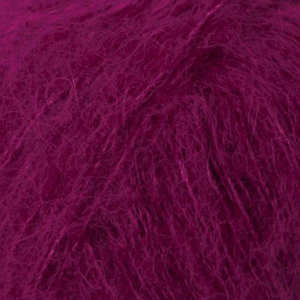 Brushed Alpaca Silk 09 - fuchsie
