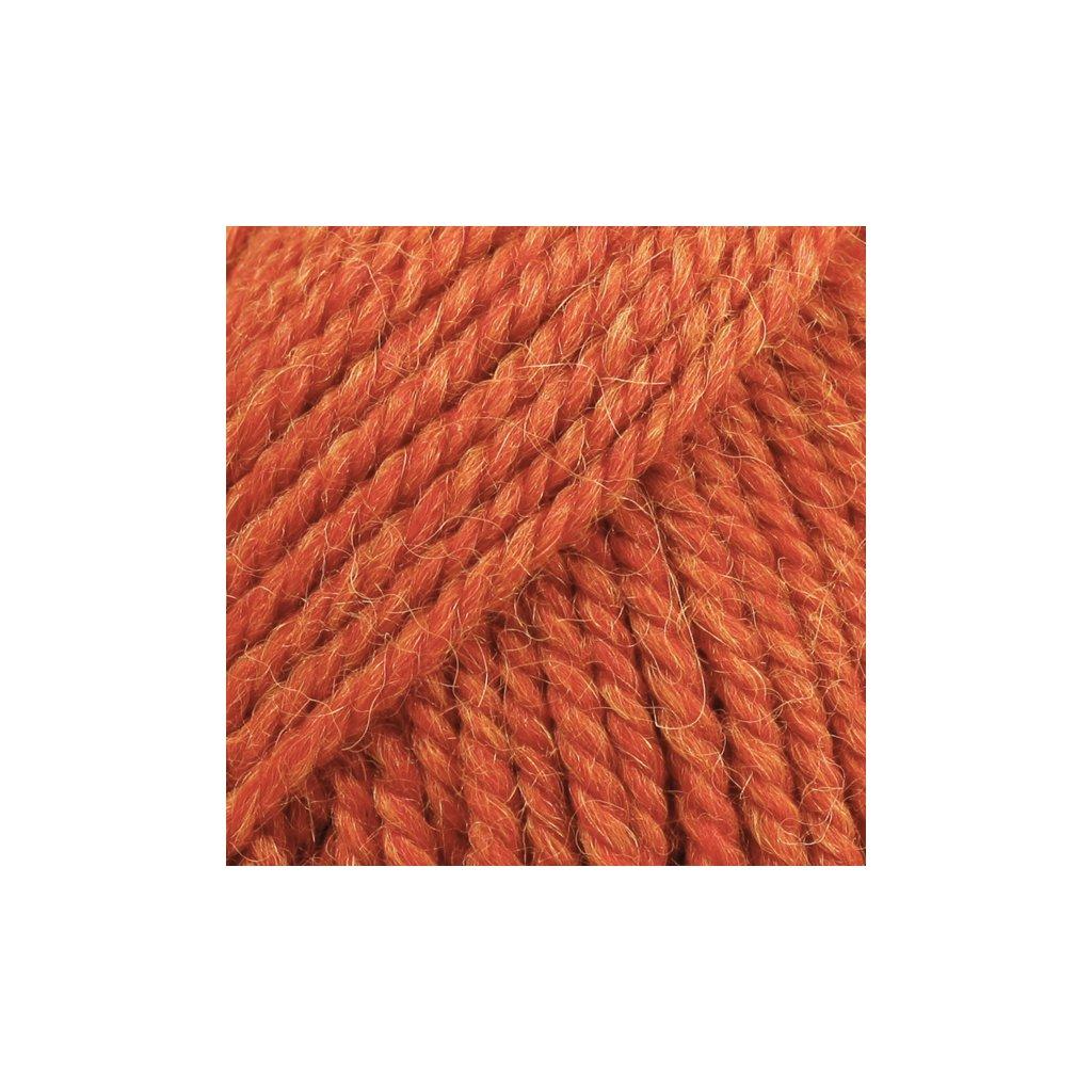 Drops Nepal MIX 2920 - tmavá oranžová