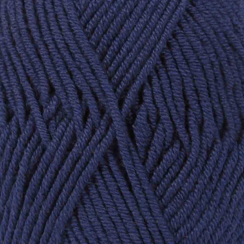 Drops Merino Extra Fine 27 - tmavě modrá