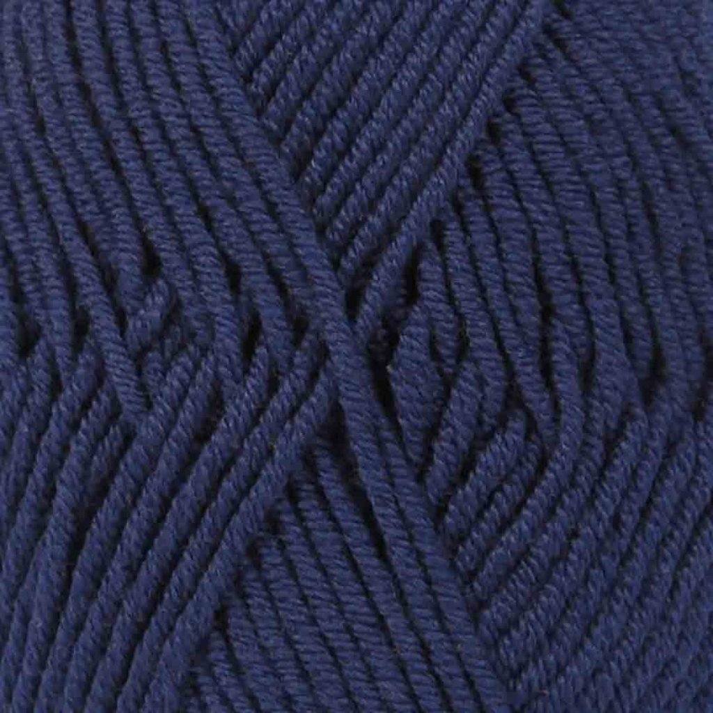 Drops Merino Extra Fine - tmavě modrá