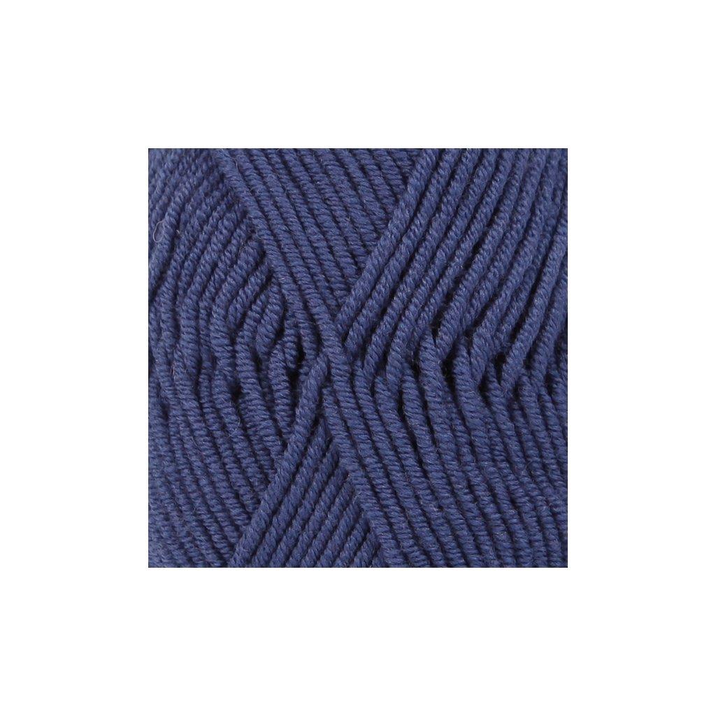 Drops Merino Extra Fine 20 - modrá