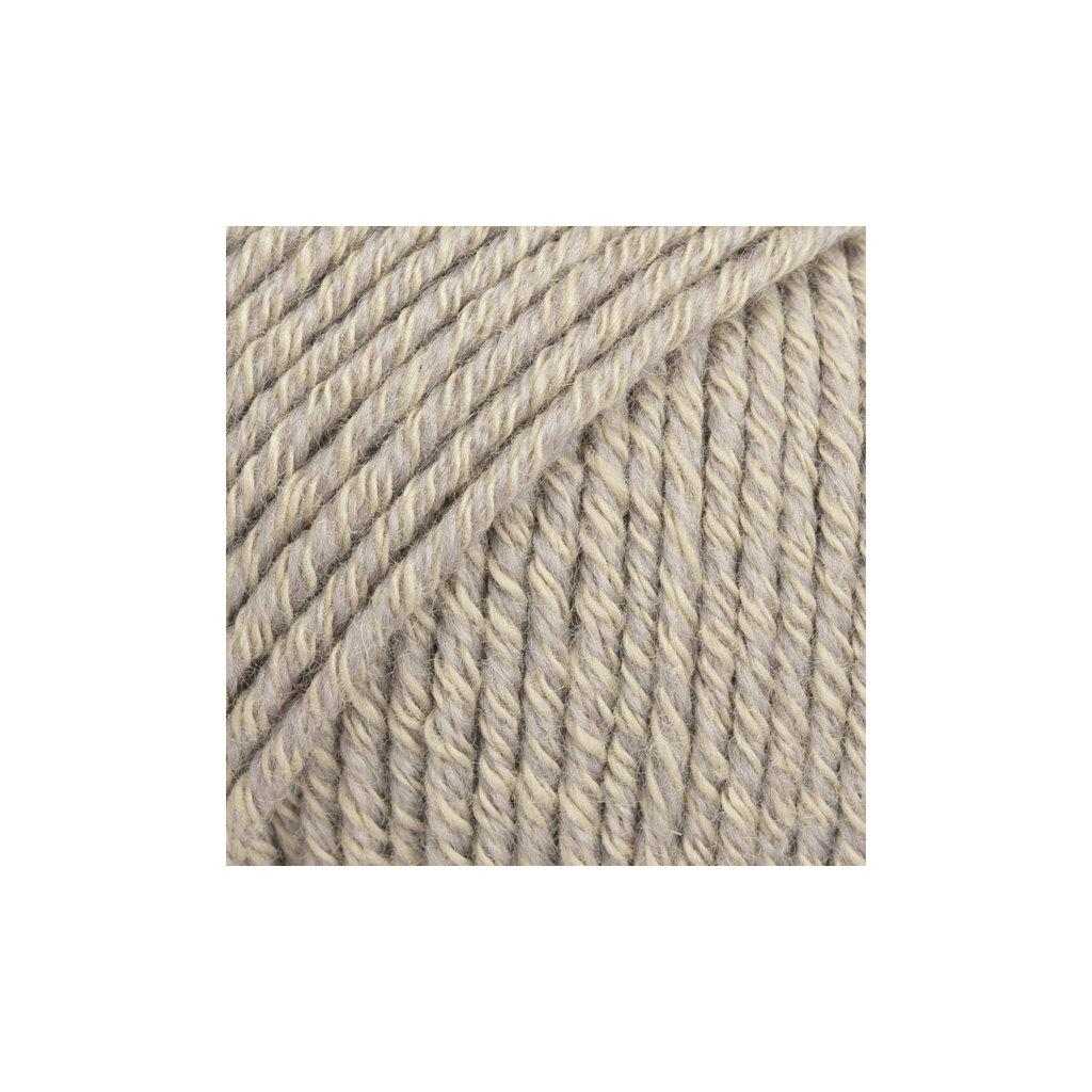 Drops Cotton Merino 03 - béžová