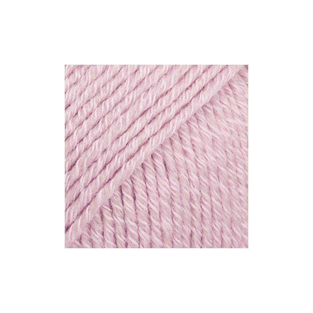 Drops Cotton Merino 05 - světlá růžová