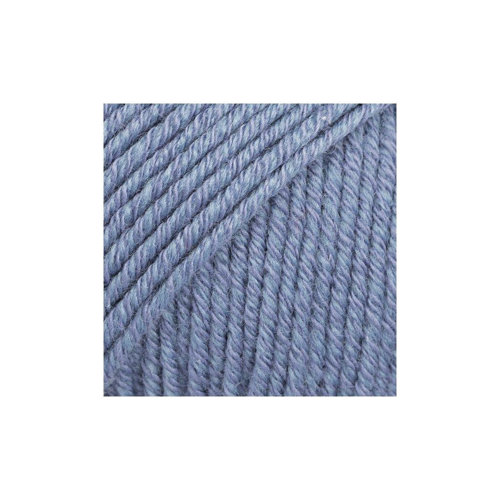 Drops Cotton Merino 16 - džínová modrá