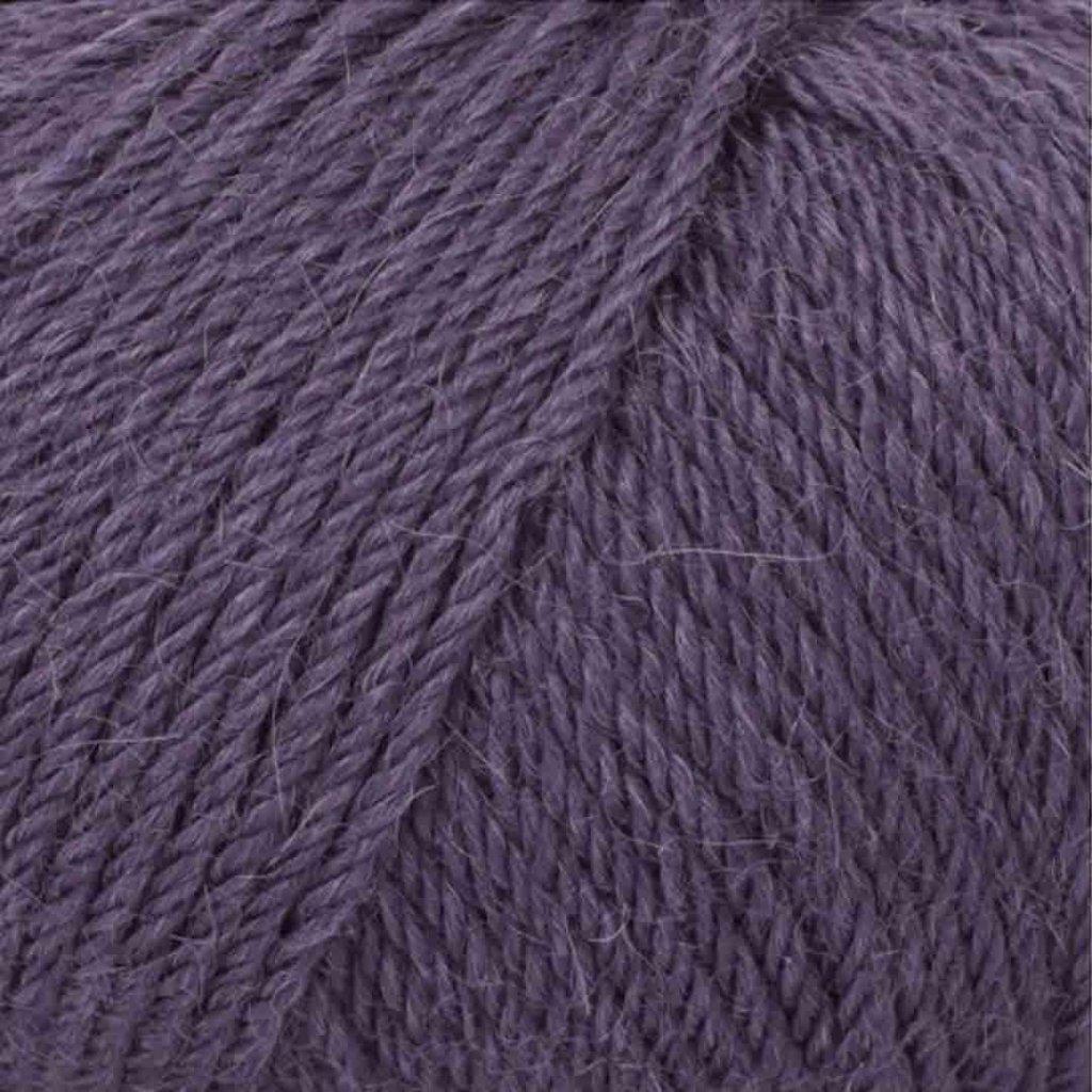 Drops Puna UNI 12 - fialová