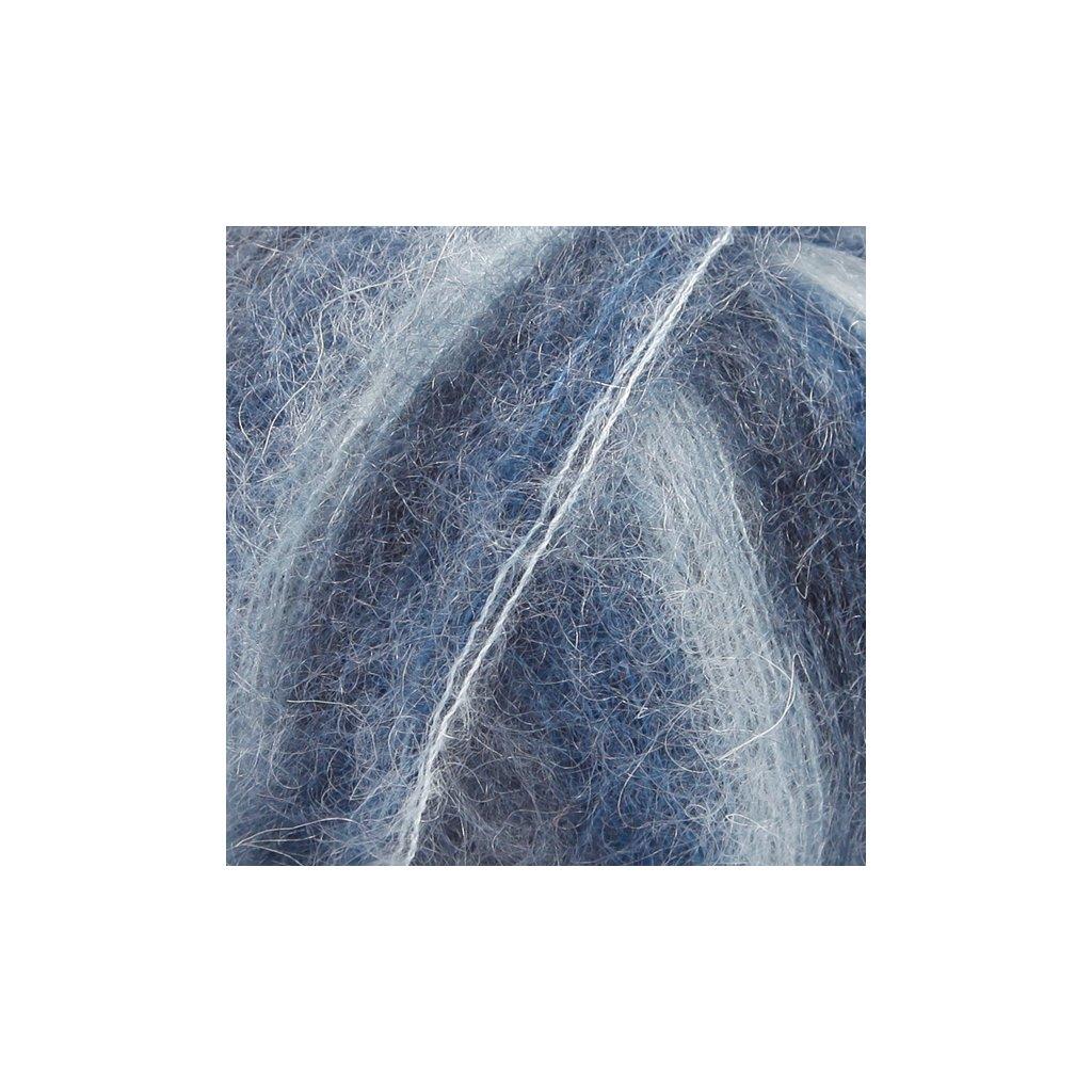 Drops Kid-Silk 26 - modré moře