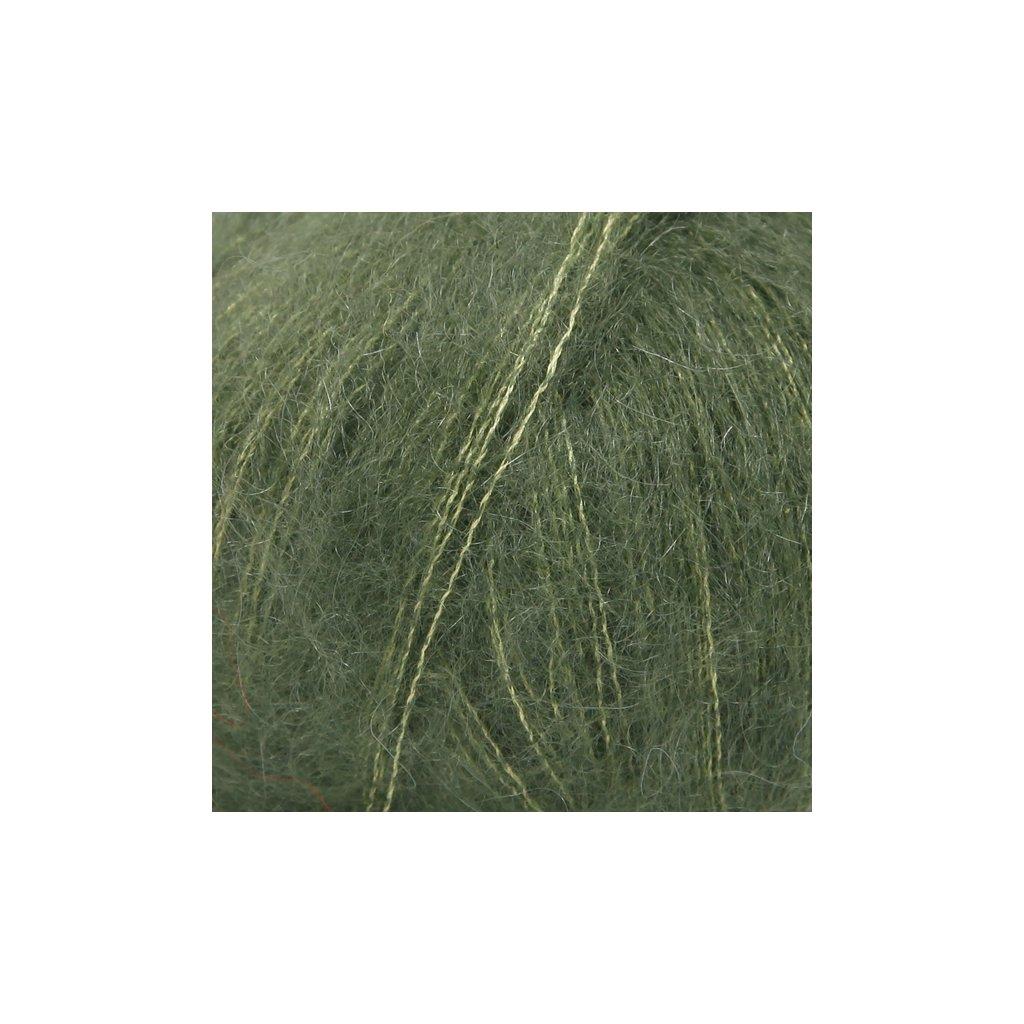 Drops Kid-Silk 19 - zelená