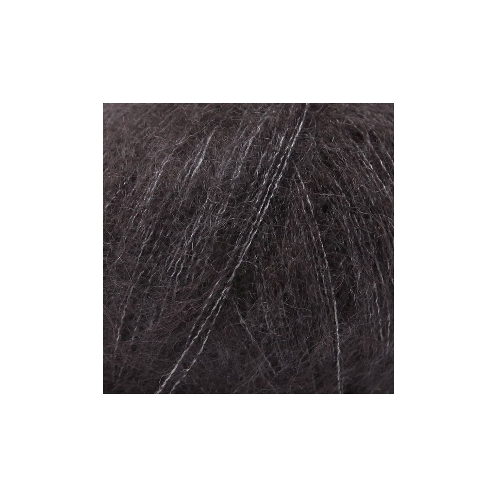 Drops Kid-Silk 02 - černá
