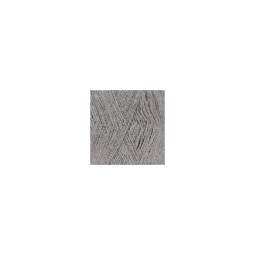 Drops Lace 0501 - šedá