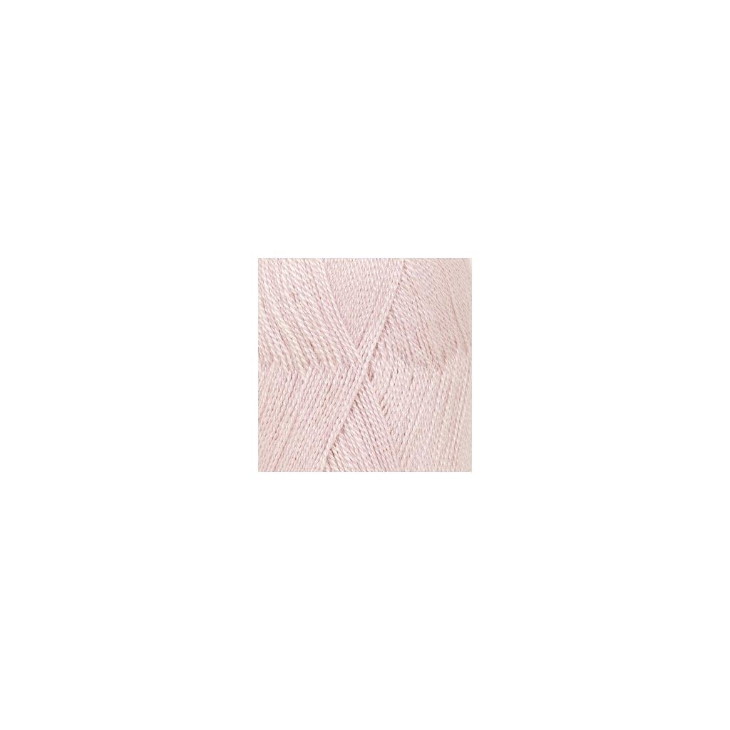 Drops Lace 3112 - zapudrovaná růžová