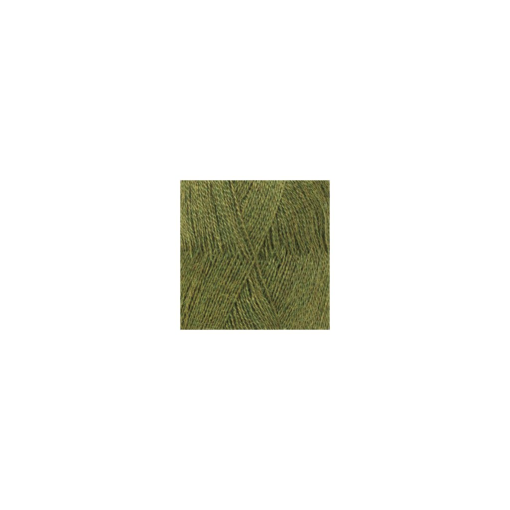 Drops Lace 7238 - olivová