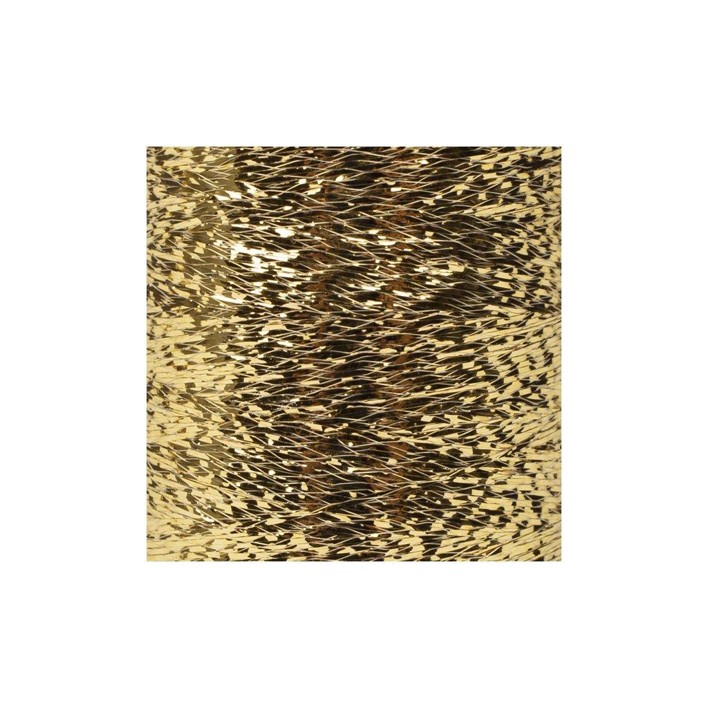 Drops Glitter 01 - zlatá