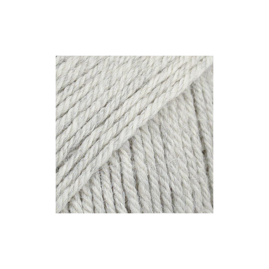 Drops Lima MIX 9020 - perlově šedá