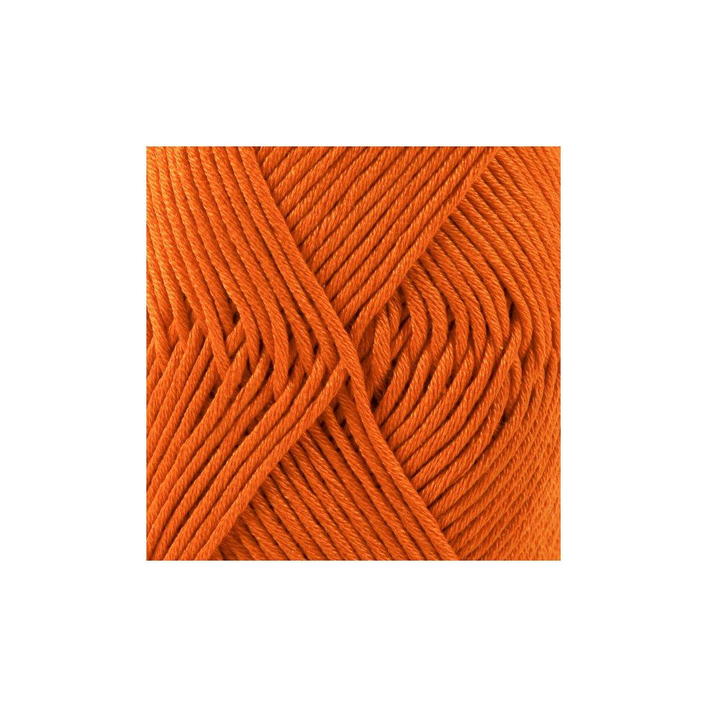 Drops Muskat 49 - pomerančová