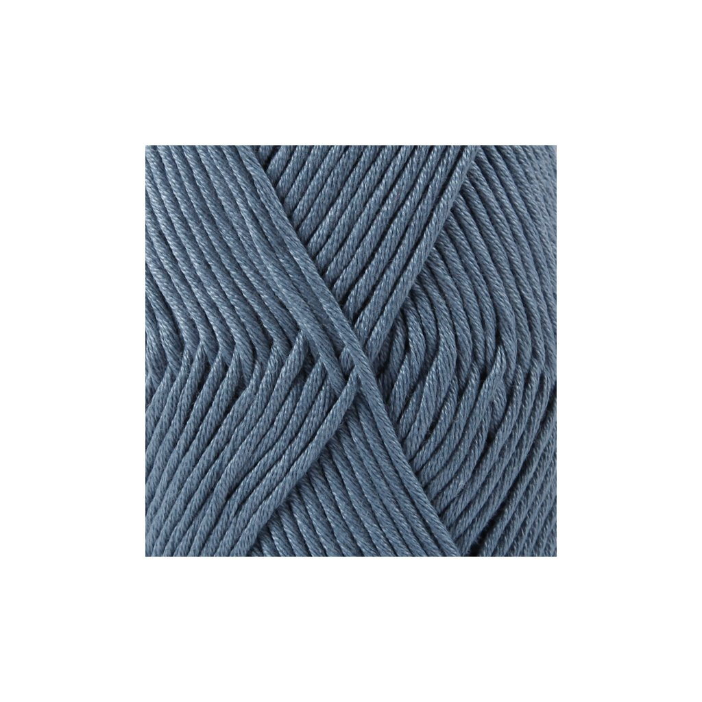 Drops Muskat 36 - džínová modrá
