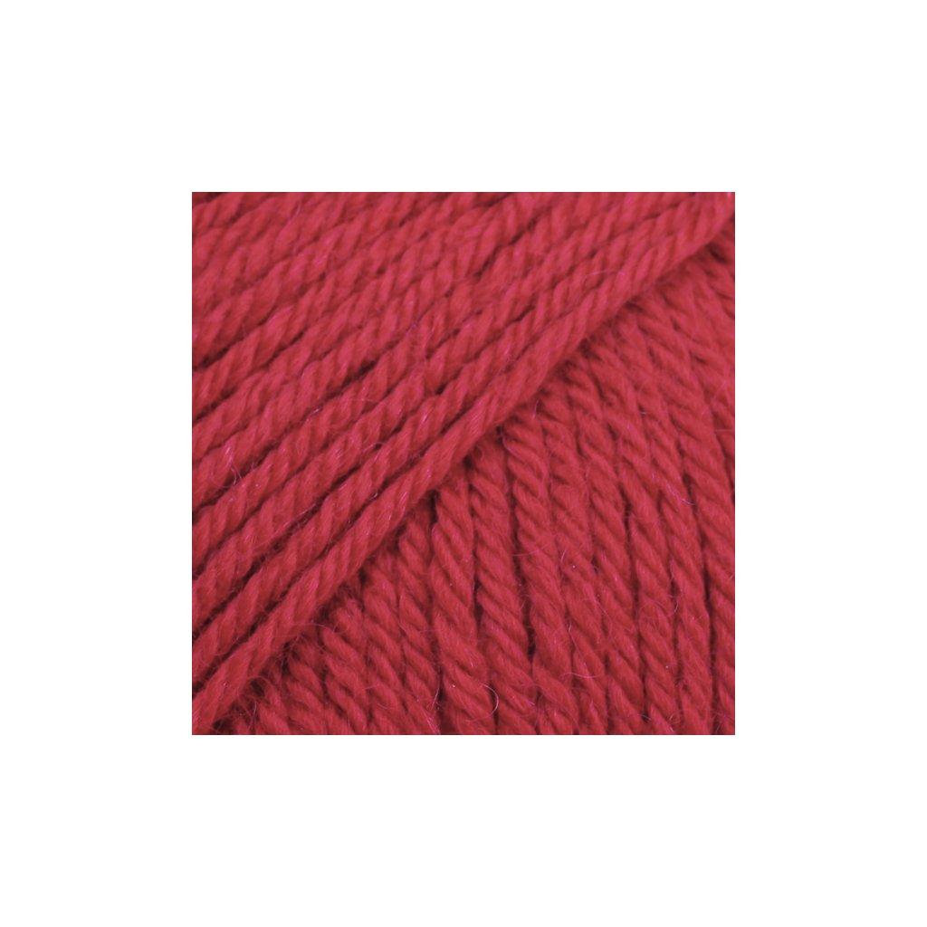 Drops Lima UNI 3609 - červená
