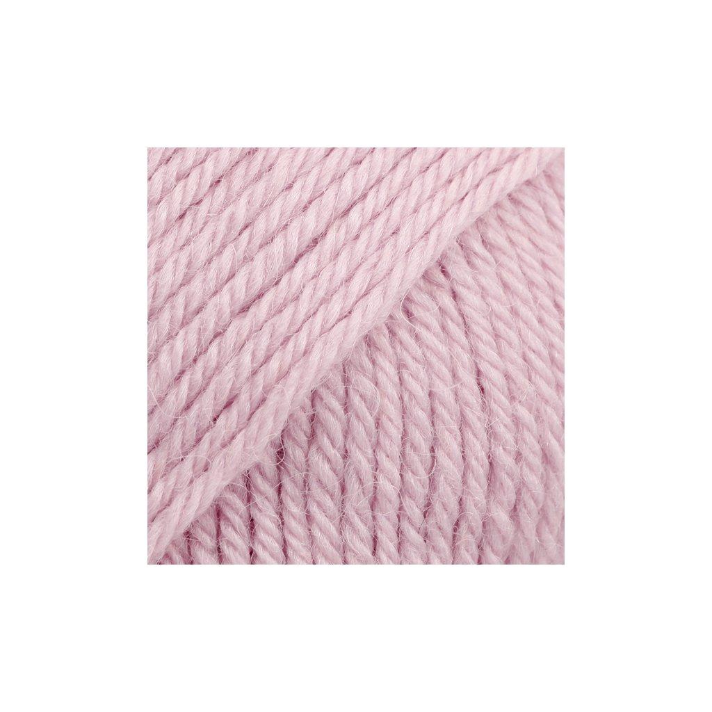 Drops Lima UNI 3145 - pudrově růžová