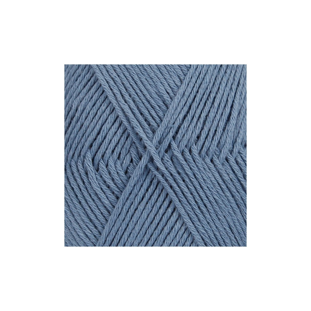 Drops Safran 06 - džínová modrá