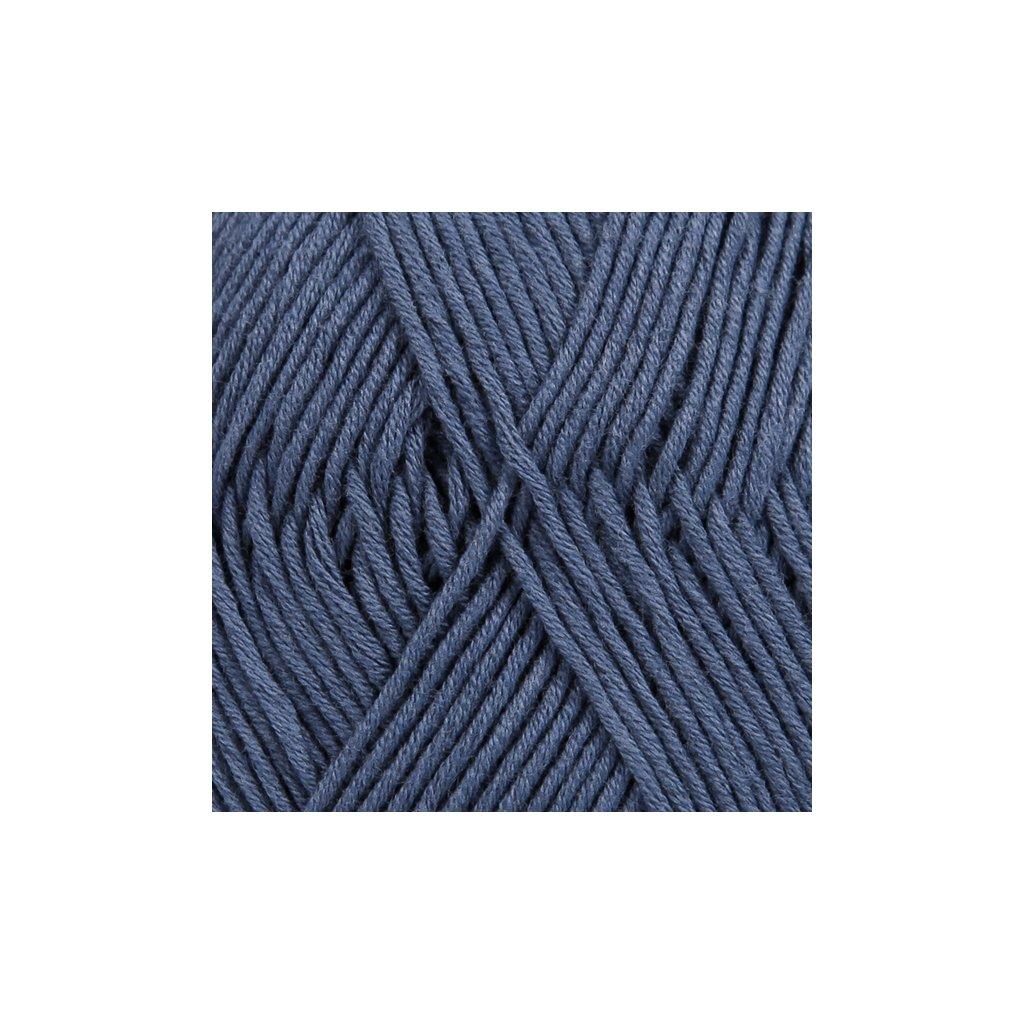 Drops Safran 09 - tmavá modrá
