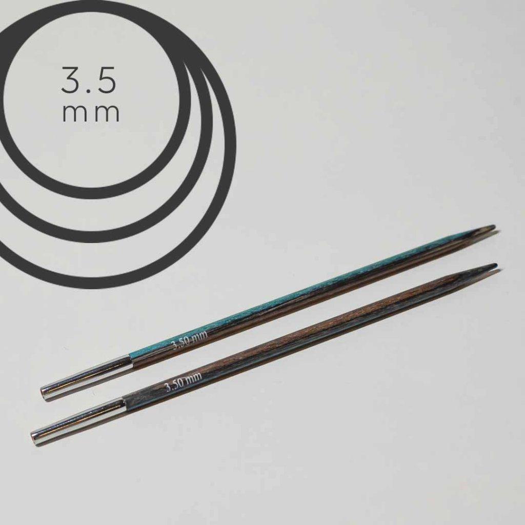 Jehlice kruhové 3.5mm