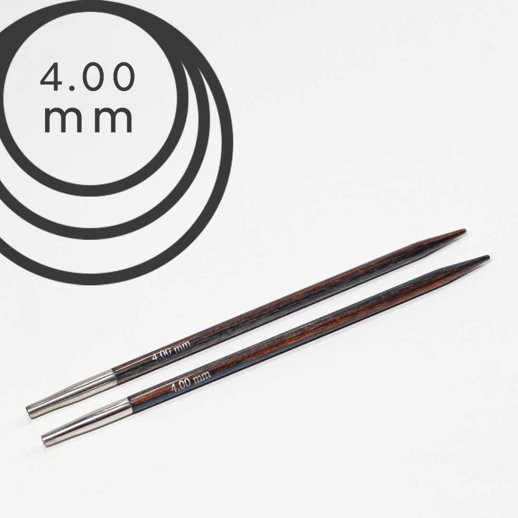 Jehlice kruhové výměnné 4.00 mm