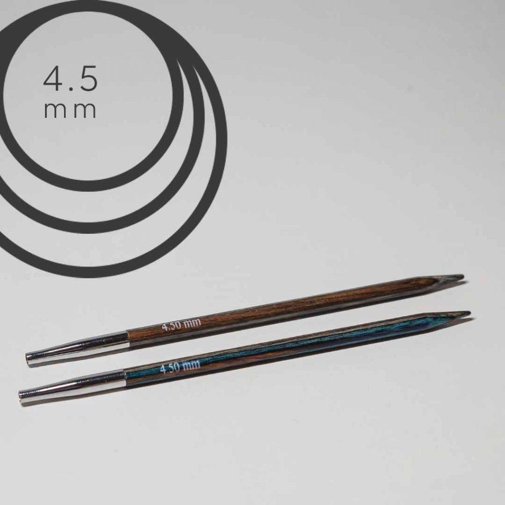 Jehlice kruhové 4.5mm