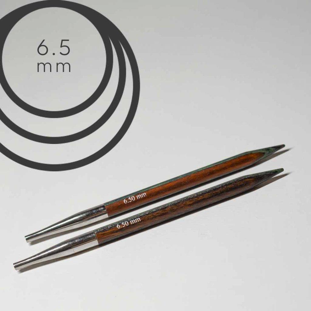 Jehlice kruhové 6.5mm