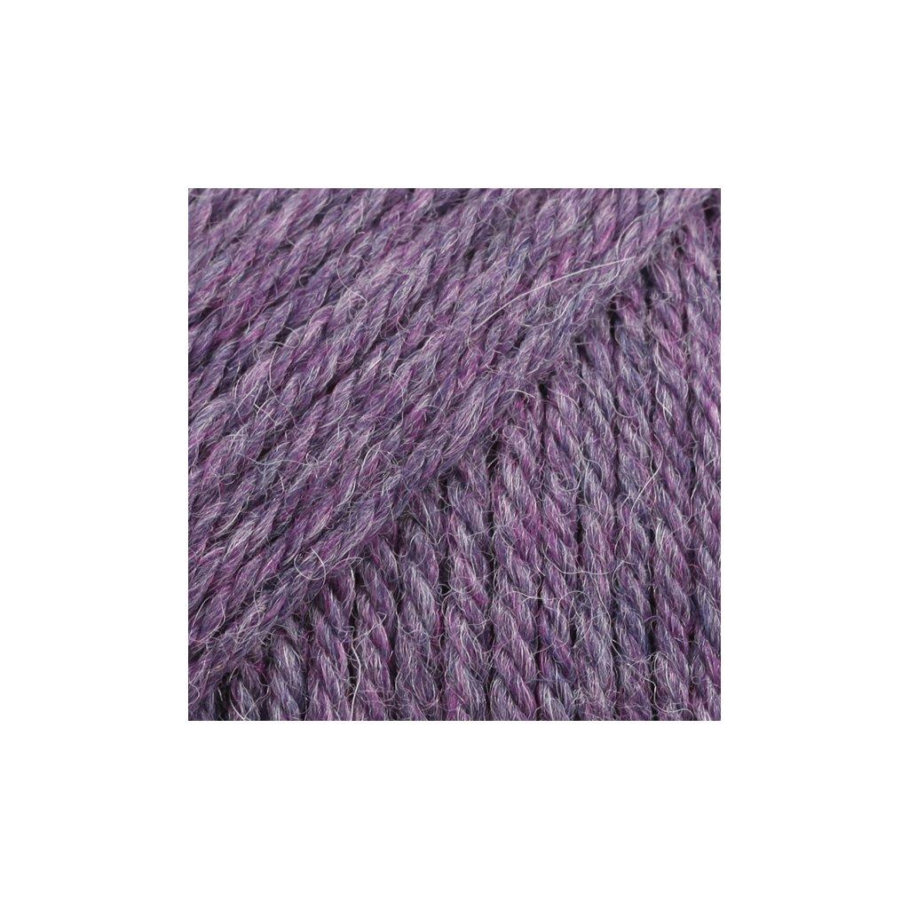 Drops Lima MIX 4434 - purpurová