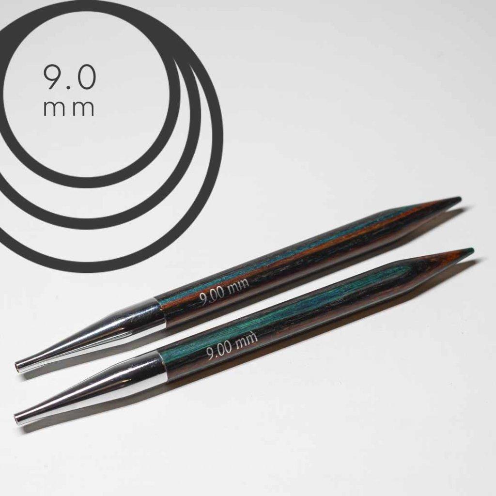 Jehlice kruhové výměnné 9.0mm