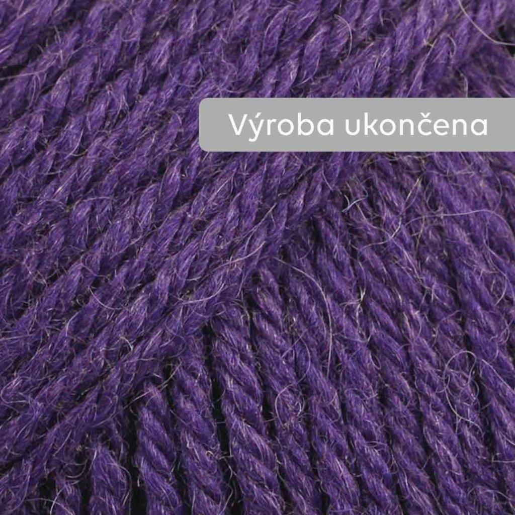 Drops Lima UNI 4377 - tmavá fialová