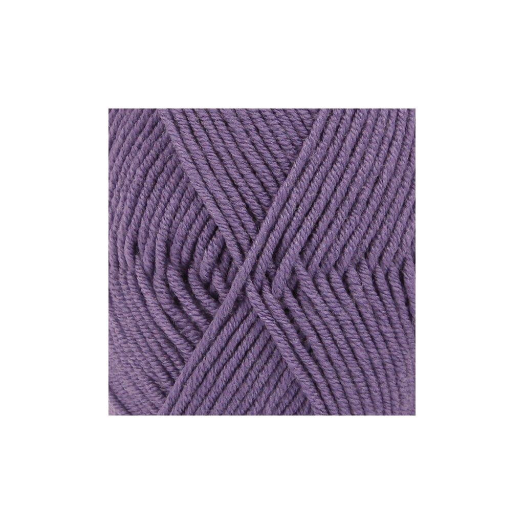 Drops Merino Extra Fine 44 - fialová royal