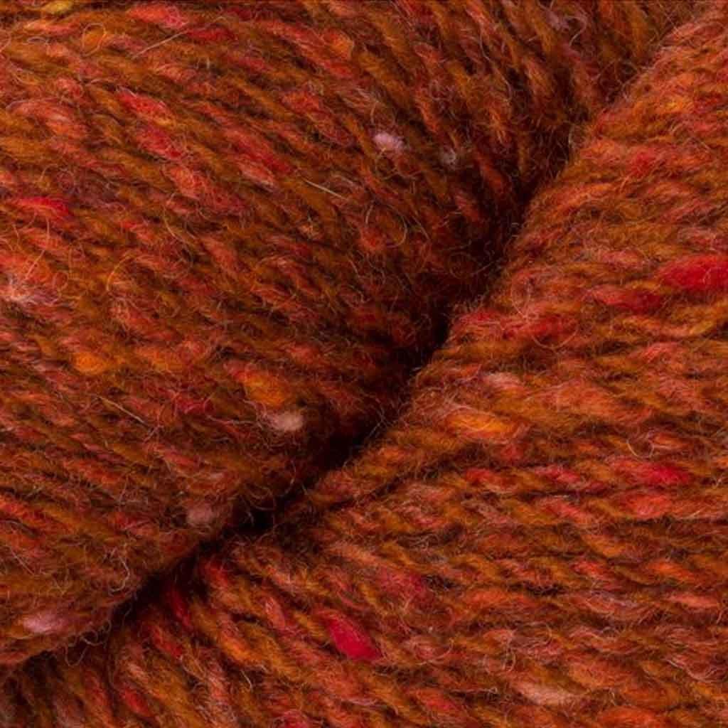 Rowan Valley tweed oranžová