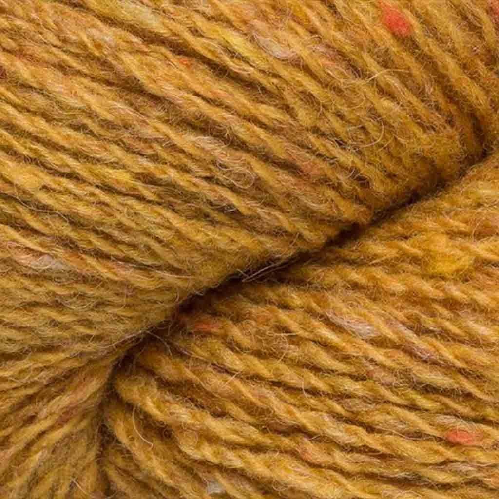 Rowan Valley tweed žlutá