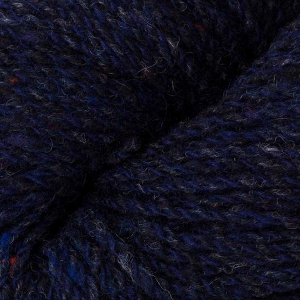 Rowan Valley tweed tmavě modrá