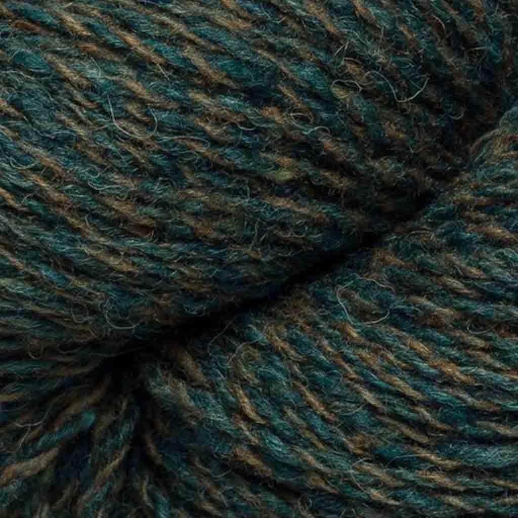 Rowan Valley tweed zelená