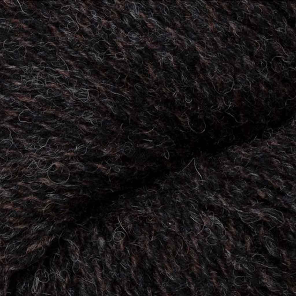 Rowan Valley tweed černá
